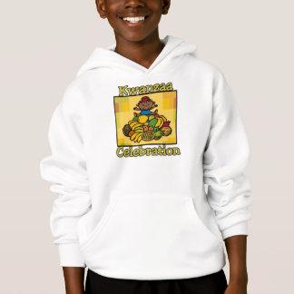 Kid & Fruit Kwanzaa Celebration Hoodie