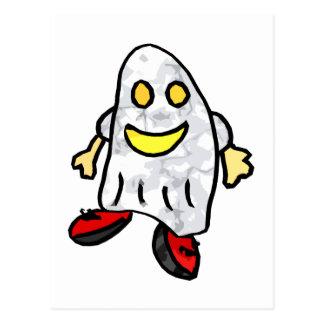 Kid Ghost Postcard