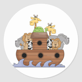 Kid Gift Classic Round Sticker