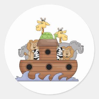 Kid Gift Classic Round Sticker