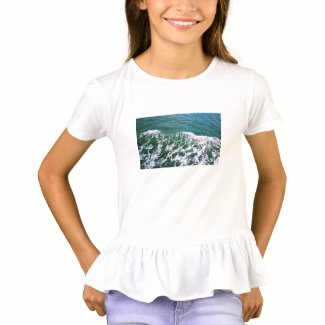 Kid girl t-shirt for holidays