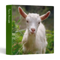 Kid Goat Binder
