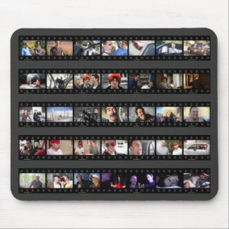 Kid History Filmstrips Mouse Pads