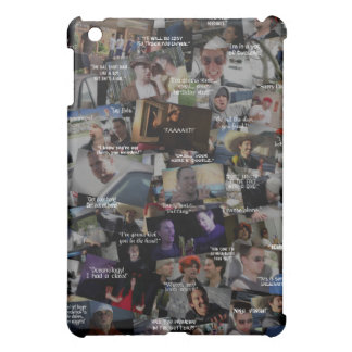 """""""Kid History"""" Quote Collage Cover For The iPad Mini"""