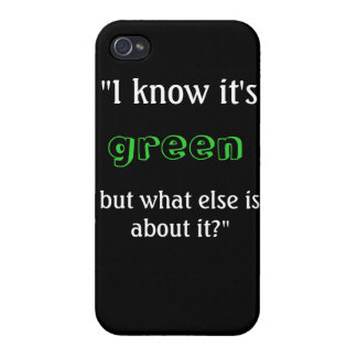 Kid History Quoted iPhone 4/4s Case