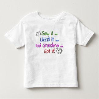 Kid Humor T-shirt