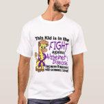 Kid In The Fight Against Alzheimer's Disease T-Shirt