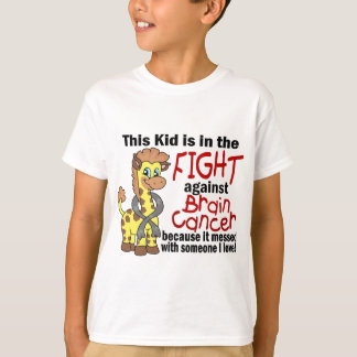Kid In The Fight Against Brain Cancer T-Shirt