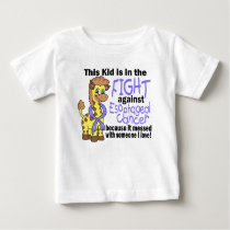Kid In The Fight Against Esophageal Cancer Baby T-Shirt