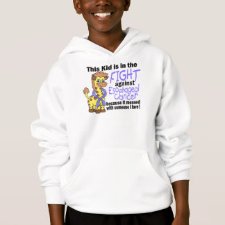 Kid In The Fight Against Esophageal Cancer Hoodie