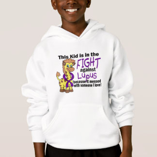 Kid In The Fight Against Lupus Hoodie
