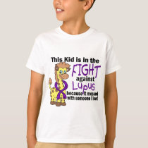 Kid In The Fight Against Lupus T-Shirt