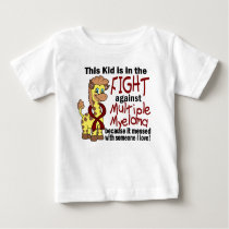 Kid In The Fight Against Multiple Myeloma Baby T-Shirt