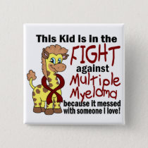 Kid In The Fight Against Multiple Myeloma Button