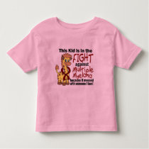 Kid In The Fight Against Multiple Myeloma Toddler T-shirt