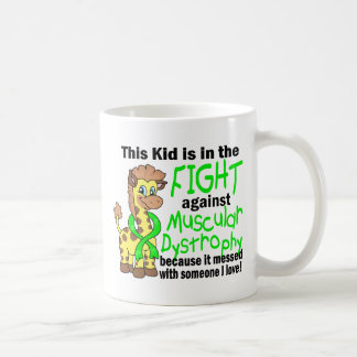 Kid In The Fight Against Muscular Dystrophy Mug
