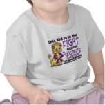 Kid In The Fight Against Pancreatic Cancer T Shirts