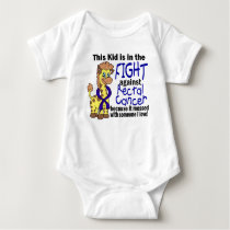 Kid In The Fight Against Rectal Cancer Baby Bodysuit