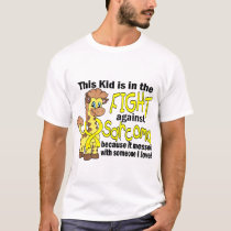 Kid In The Fight Against Sarcoma T-Shirt