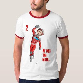 Kid Kalculator #2 T-shirts