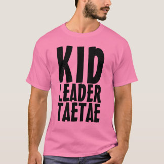 Kid Leader TaeTae Taeyeon T Shirt