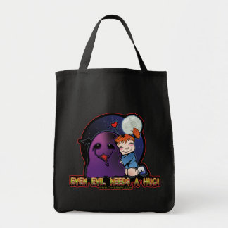 Kid & Monster Tote Bag