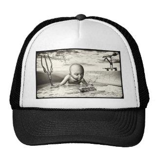 Kid Neptune Trucker Hat