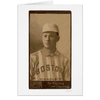 Kid Nichols Rare Baseball 1895 Card