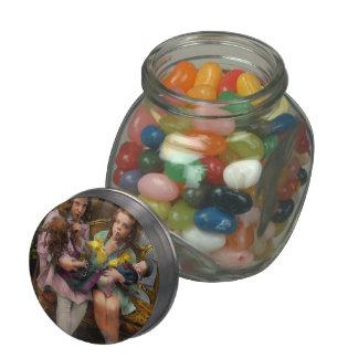 Kid - Our little secret 1915 Glass Jars