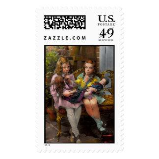 Kid - Our little secret 1915 Stamp