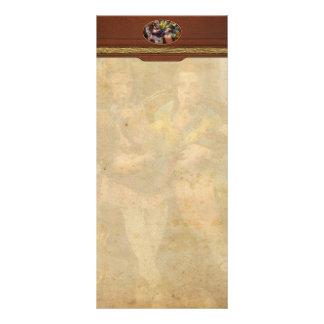 Kid - Our little secret 1915 Rack Card