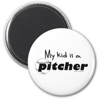 Kid Pitcher Magnet