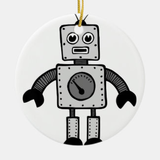 Kid Robot Ceramic Ornament