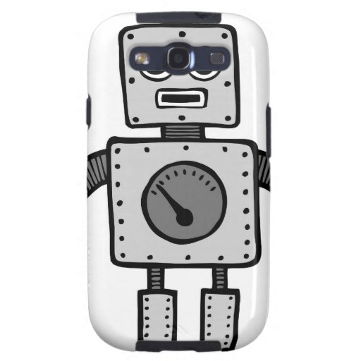 Kid Robot Galaxy S3 Cover