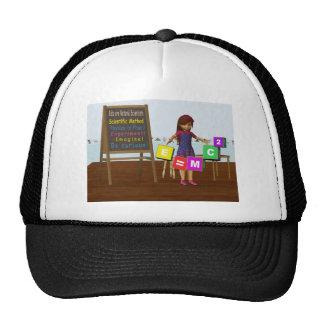 Kid Scientist Hats