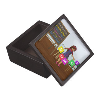 Kid Scientist Premium Trinket Boxes