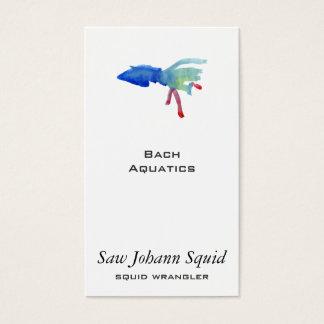 Kid Squid [3YO] Business Card