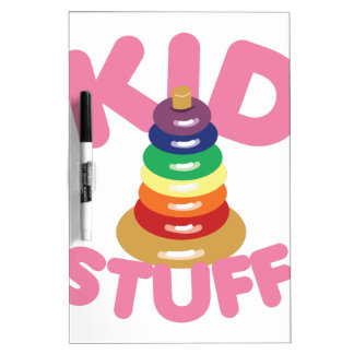 Kid Stuff Dry-Erase Board