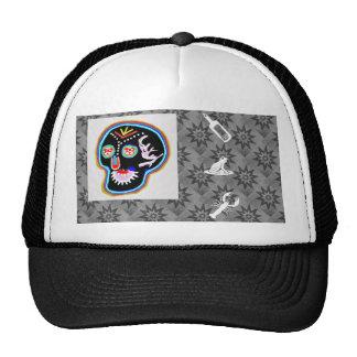 KID Stuff Smiling Ghost n Friendly Frog Mesh Hats