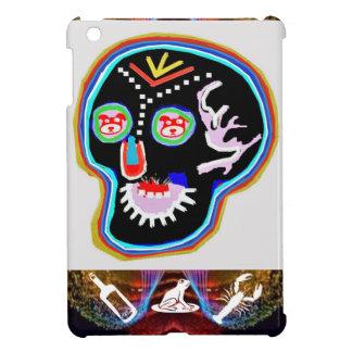 KID Stuff : Smiling Ghost n Friendly Frog iPad Mini Covers