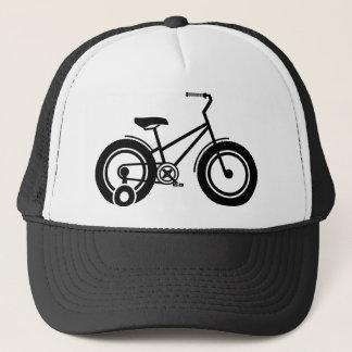 Kid Training Wheels Bike Trucker Hat