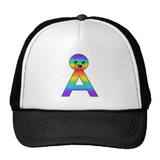 Kidbet Letter A Hat