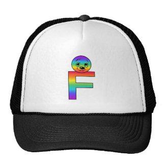 Kidbet Letter F Hats