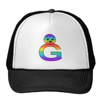 Kidbet Letter G Hats