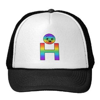 Kidbet Letter H Trucker Hat