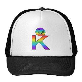Kidbet Letter K Hats