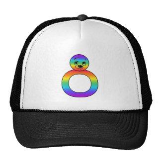 Kidbet Letter O Trucker Hats