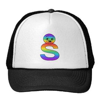 Kidbet Letter S Trucker Hat