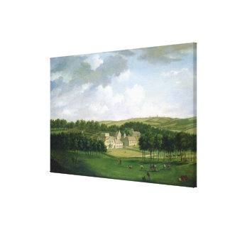 Kidbrooke Park, Kent, formerly attributed to Georg Canvas Print