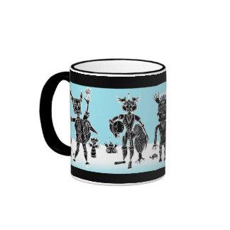 kidchina dance coffee mugs